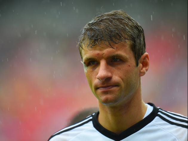 Where are England's Muller and Klose?