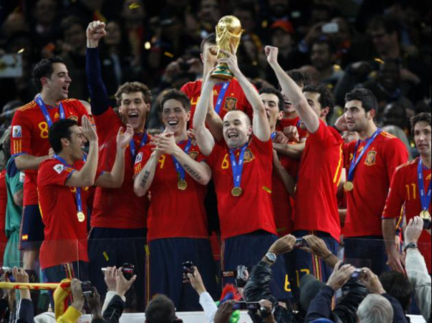 Ten reasons why Spain can retain the Wold Cup