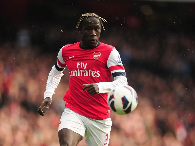Sagna: I'm sticking with Gunners