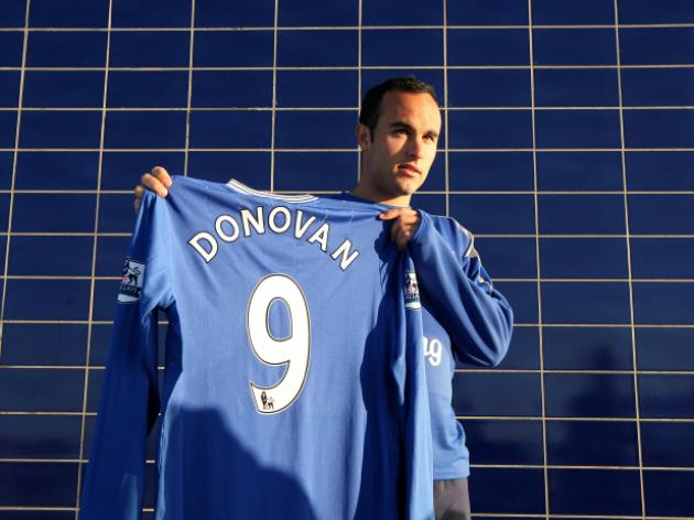 Poll Result - Landon Donovan is best January signing