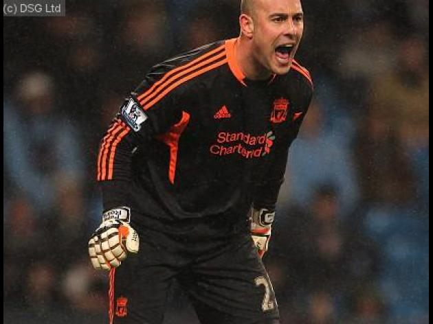 Reina's agent insists Liverpool keeper is going nowhere