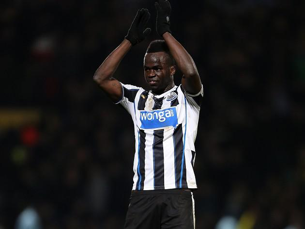 Tiote blow for Newcastle