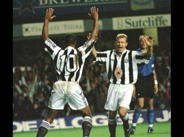 Ultimate Premier League Strike Partnerships: 5 - Alan Shearer - Les Ferdinand