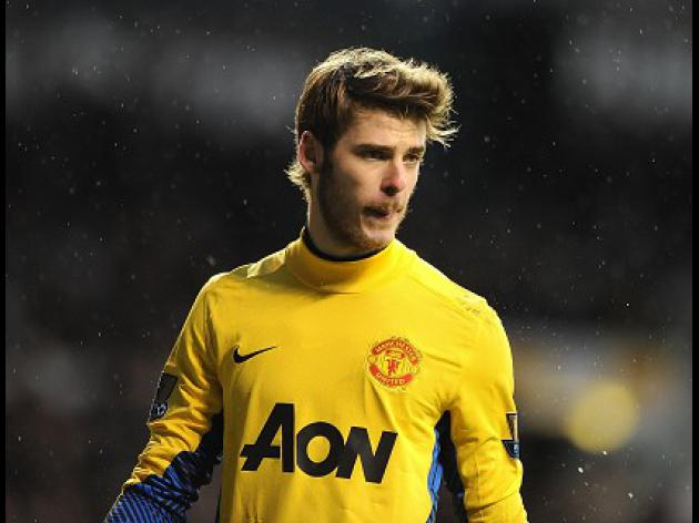 De Gea wants Spain-Britain football final