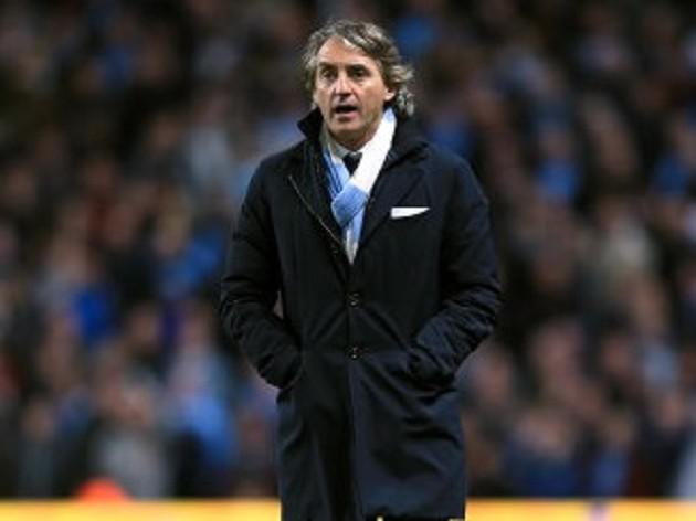 Mancini: United deserve title