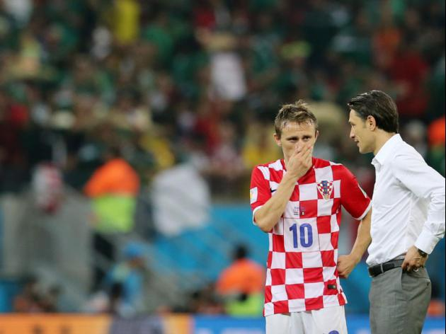 Croatians mourn end of World Cup dream