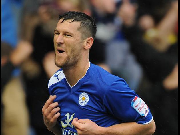 Leicester 3-0 Blackburn: Match Report