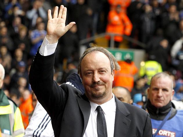 Benitez excited by Napoli challenge