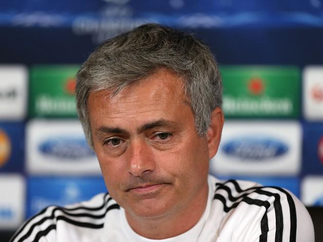 Schedulers are having a laugh - Mourinho