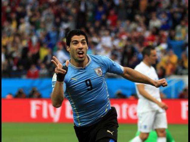 Suarez gloats about goal glut
