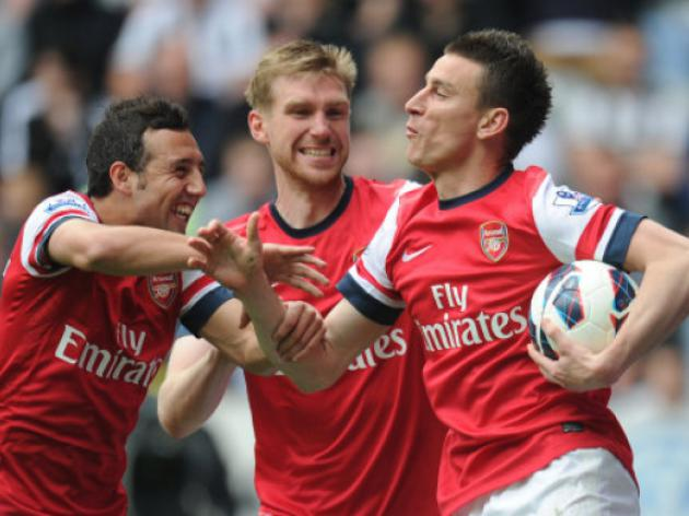 Koscielny and Mertesacker at the centre of Arsenal revival