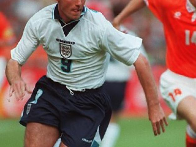 The ten best England goals of all time: 9 - Alan Shearer v Holland
