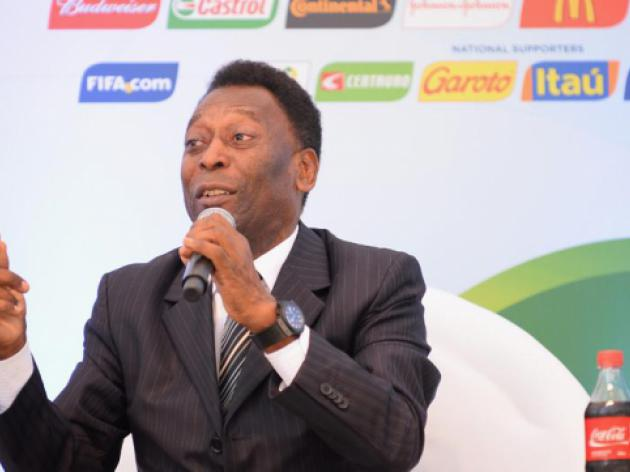 Brazil not good enough, says Pele