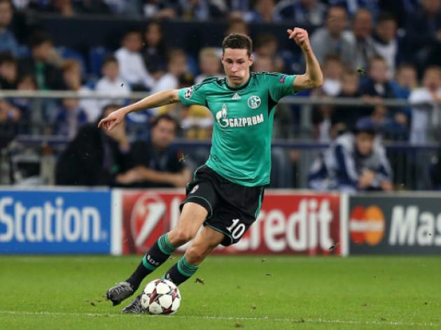 Schalke deny Draxler on verge of joining Arsenal