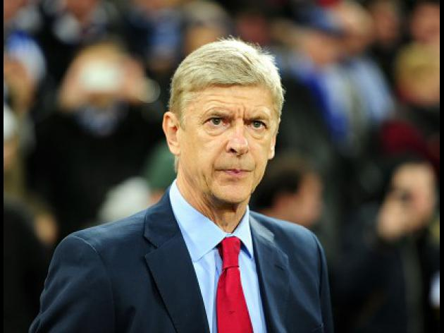 Wenger: We're getting back to best