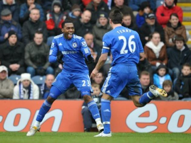 Preston North End 0-2 Chelsea - Match Report