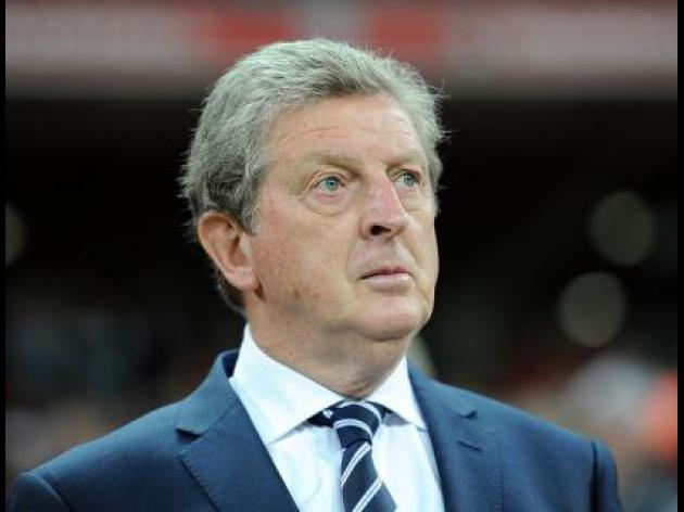 England boss Roy Hodgson prepared for important year
