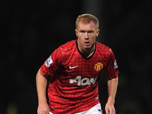 City or Chelsea for title - Scholes