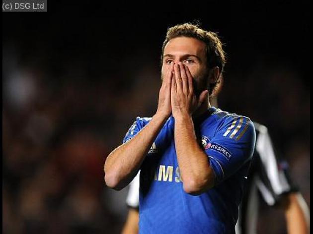 Mata farewell to 'legend' Di Matteo