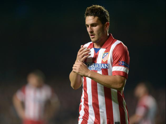 Koke leads Atleticos resurrection