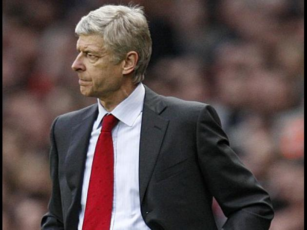 UEFA begin Wenger ban proceedings