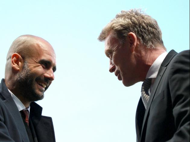 Guardiola not surprised by Moyes sacking