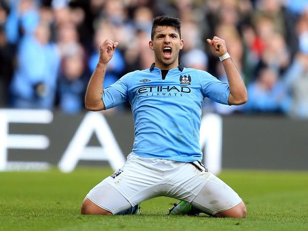 'Manchester City confident after cup success' says Sergio Aguero