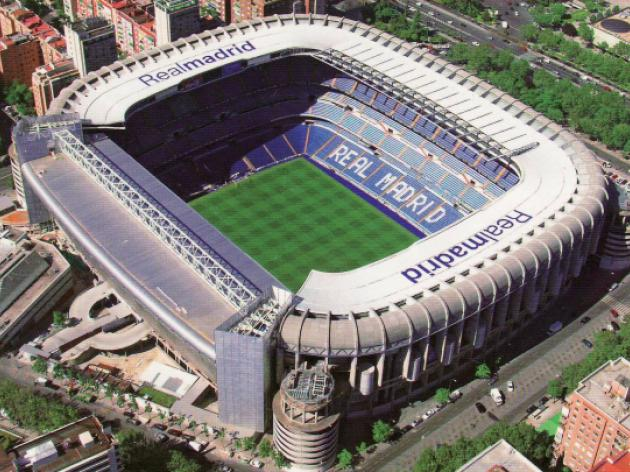 Real Madrid plan 400 million-euro Bernabeu facelift