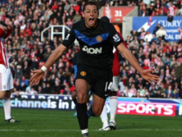 Hernandez pounces to punish Potters
