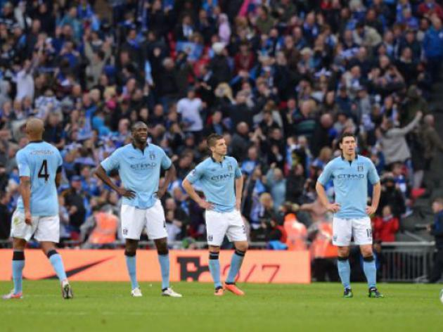The Year that Man City Hope to Forget