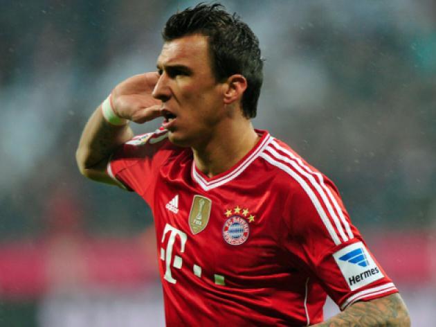 Dominant Bayern extend record runs at Nuremberg