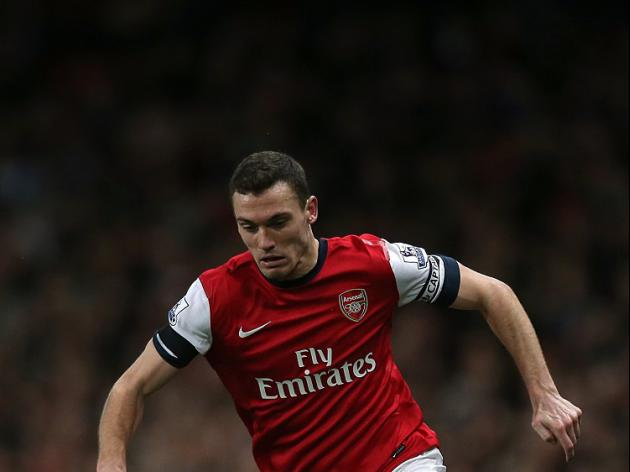 Barca: Vermaelen still injured