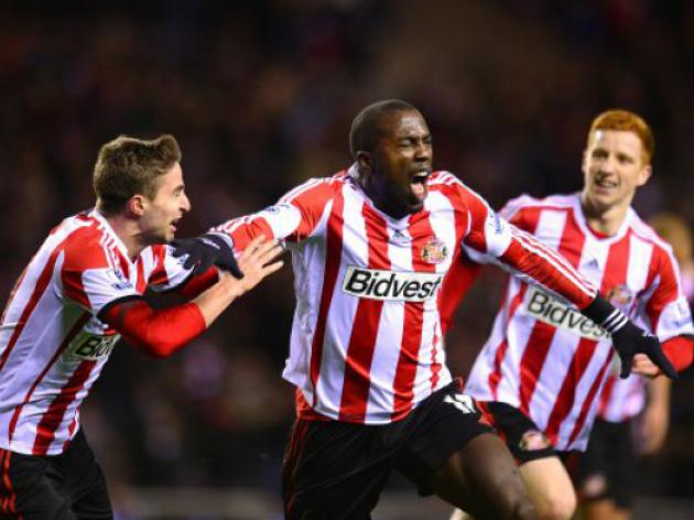 Sunderland V Spurs At Stadium Of Light : LIVE
