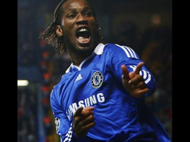 Drogba fit but Bosingwa misses Chelsea's Champions League trip to Liverpool