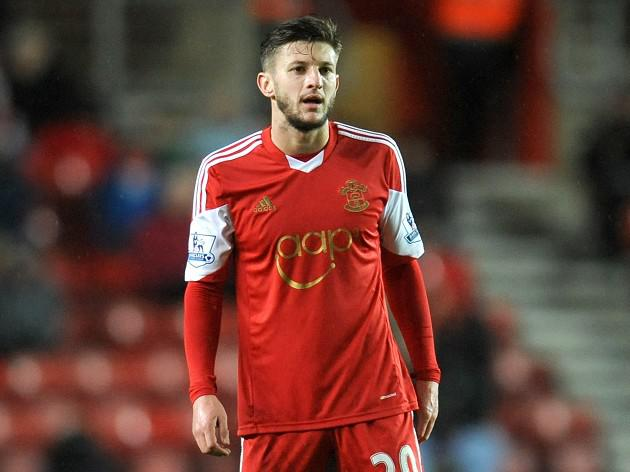 Negative press irritates Lallana