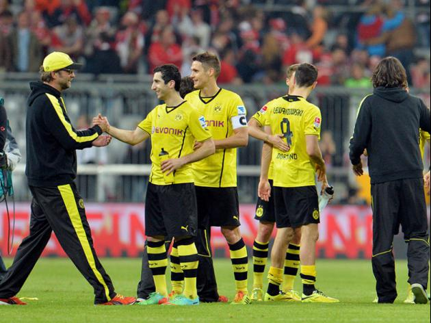 Dortmund out to add Wolves to Real, Bayern scalps