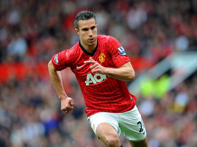 Van Persie: Moyes methods suit me