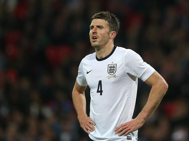 Carrick pulls out of England squad