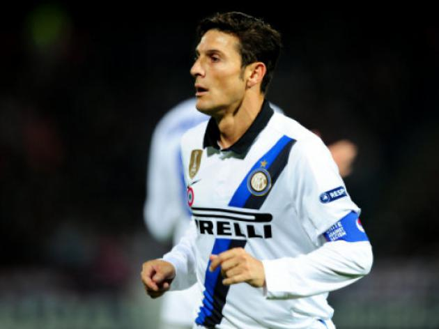 Career not over, says Inter veteran Zanetti