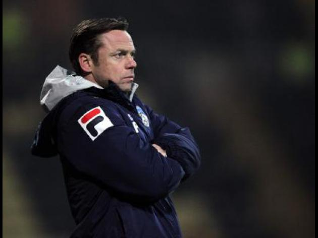 Dickov aiming high with Doncaster