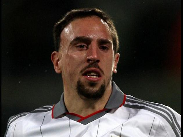 Ribery claims Chelsea interest