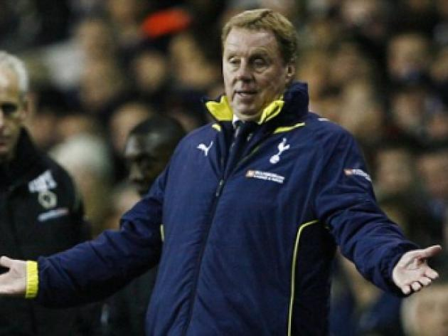 Spurs stars in 'secret' Ireland jaunt amid Redknapp's Christmas party ban