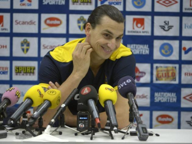 Ibrahimovic ranks PSG as highly as himself