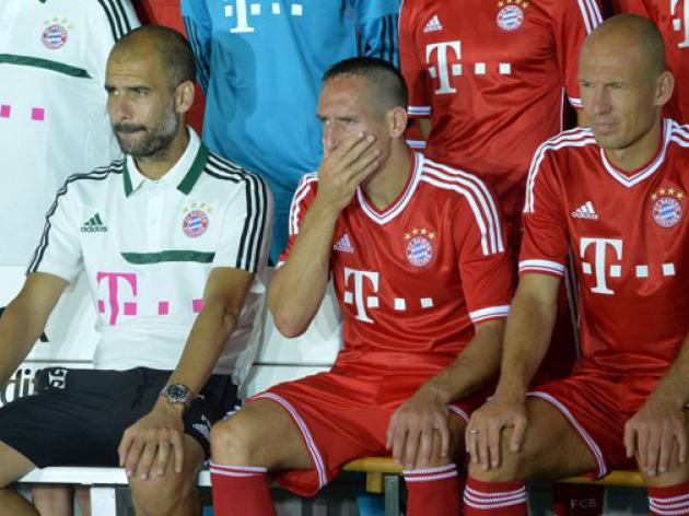 Guardiolas new-look Bayern set to be tested