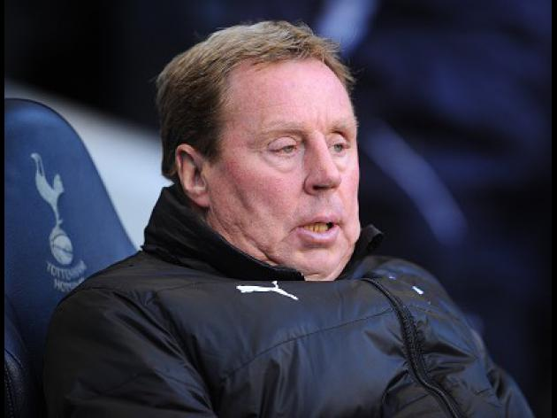 Redknapp plays down pressure