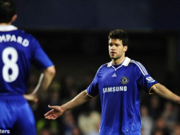 Ballack has failed at Stamford Bridge - Matthaus fears for Michael's future