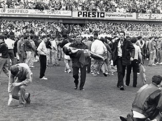 Hillsborough group condemn plans to bring back terracing