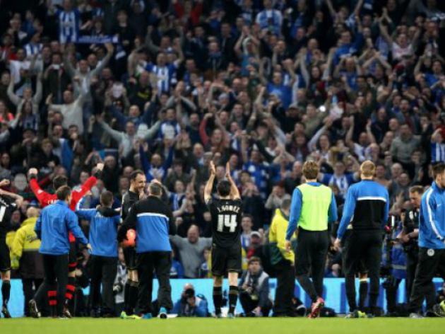 Arsenal's biggest game this season was Man City v Wigan
