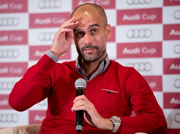 Guardiola's Bayern aiming for repeat treble