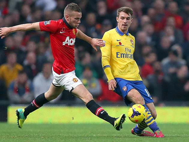 Arsenal win was vital - Cleverley